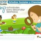 Estudios Sociales y Ciencias Pre-escolar - isbn 9781618755810 - Ediciones Santillana