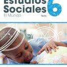 Sociales 6 - Texto - Serie Puente del Saber - isbn 9781618756121 - Ediciones Santillana