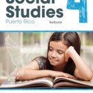 Social Studies 4 - Textbook - Serie Puente del Saber - isbn 9781618756282 - Ediciones Santillana