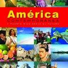 America Contemporanea Y Puerto Rico Hacia El Futuro - Alfredo de Leon - isbn  9781934139561