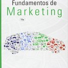 Fundamentos De Marketing 11th - Philip T. Kotler, Gary Armstrong - isbn 9786073217224 - Pearson