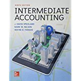 Intermediate Accounting 9th Edition by J. David Spiceland - isbn  9781259722660