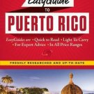 Frommer's EasyGuide to Puerto Rico (Easy Guides) - John Marino - isbn 9781628871562