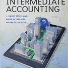 Intermediate Accounting 9th W/ Connect Access Card by J. David Spiceland - isbn 9781260089035