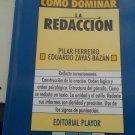 Como Dominar La Redaccion - Pilar Ferreiro