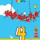 Aprender Juntos Vocabulario 4      (isbn: 9781940343969) (Ediciones SM)