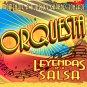 Homenaje A Aquellos Grandes Soneros - Orquesta Leyendas De La Salsa ( Audio CD )