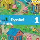 Serie Savia Espanol 1 (Texto)   2019  (isbn: 9781630146474 ) (Ediciones SM)