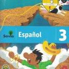 Serie Savia Espanol 3 (Texto)   2019  (isbn: 9781630146498 ) (Ediciones SM)