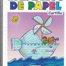 Barquito De Papel ( Cartilla ) isbn  9789580493716  Editorial Norma