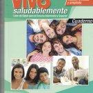 Vivo Saludablemente ( Cuaderno ) Cuaderno de Salud (Edicion revisada y ampliada) isbn 9781942529866