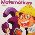 Para Crecer Matematicas 3 (Texto) isbn 9781618752758 Ediciones Santillana