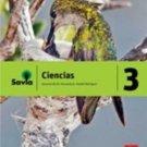 Savia Ciencias 3  Texto (Incluye Cuaderno de Laboratorio)  isbn 9781630144494 Ed
