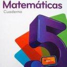 Para Crecer Matematicas 5 (Cuaderno) isbn 9781618752840 Ediciones Santillana