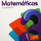 Para Crecer Matematicas 3 (Cuaderno) isbn 9781618752826 Ediciones Santillana