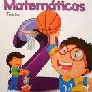 Para Crecer Matematicas 2 (Texto) isbn 9781618752741 Ediciones Santillana