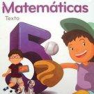 Para Crecer Matematicas 5 (Texto) isbn 9781618752772 Ediciones Santillana