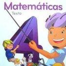 Para Crecer Matematicas 4 (Texto) isbn 9781618752765 Ediciones Santillana