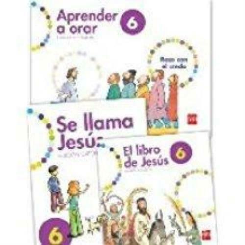 Se llama Jesus 6  isbn 9781936534784 (Ediciones SM)