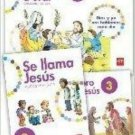 Se llama Jesus 3  isbn 9781936534692 (Ediciones SM)