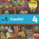 Savia Espanol 4 Texto ( incluye Cuaderno de Vocabulario ) isbn 9781630146504