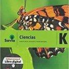 Savia Ciencias  K  Texto (Incluye Cuaderno de Laboratorio)  isbn 9781630144463 E