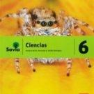 Savia Ciencias 6  Texto (Incluye Cuaderno de Laboratorio)  isbn 9781630144524 Ed