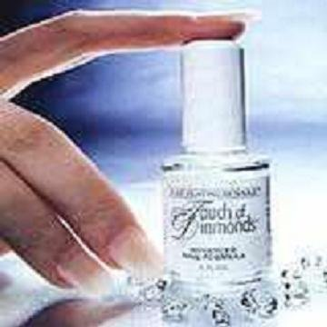 LOT of 4 TOUCH OF DIAMONDS nail care revolution $40 value