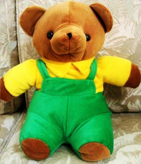 Teddy Bear 14 inch tall FREE SHIP