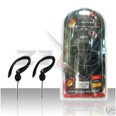 Stereo Headset Headphones for iPhone 3g, 2g, LG Dare