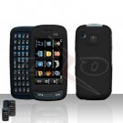 Black Hard Case Snap on Cover for Samsung Impression A877