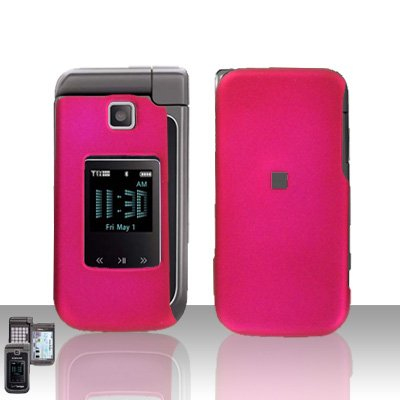 Pink Cover Case Snap on Protector for Samsung Alias 2 U750