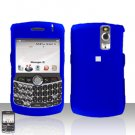 Blackberry Curve 8330 8300 Blue Hard Case Snap on Cover