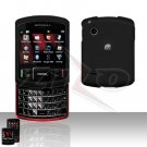 Motorola Hint QA30 Black Hard Case Snap on Cover