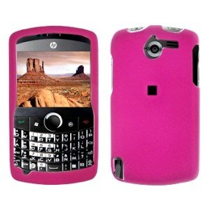 Pink Case Cover Snap on Protector for HP iPAQ Glisten