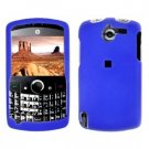 Blue Case Cover Snap on Protector for HP iPAQ Glisten