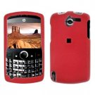 Red Case Cover Snap on Protector for HP iPAQ Glisten