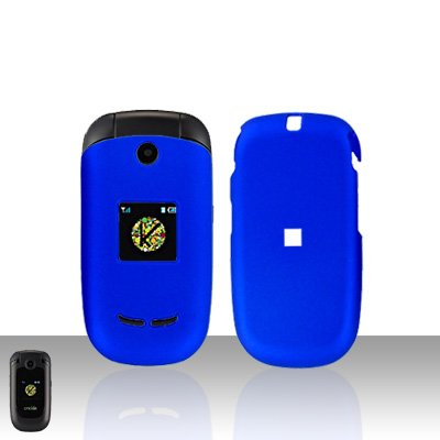 Cricket CARTR A200 Blue Case Cover Snap on Protector A 200