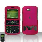 UTStarcom PCD Razzle TXT8030 Pink Case Cover Snap on Protector TXT 8030