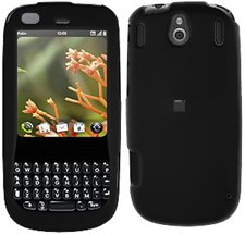 Palm Pixi Black Case Cover Snap on Protector