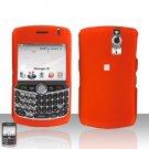 Blackberry Curve 8330 8300 Orange Hard Case Snap on Cover