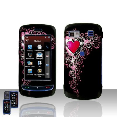 Heart Design  Cover Case Hard Case Snap on Cover for LG Xenon GR500