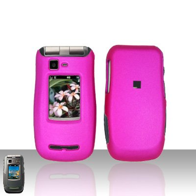 Pink Cover Case Snap on Protector for Motorola Quantico W845