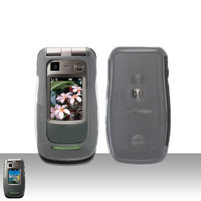 Clear Transparent Cover Case Snap on Protector for Motorola Quantico W845
