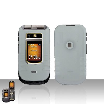 Clear Cover Case Snap on Protector for Motorola Brute i680