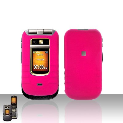 Pink Cover Case Snap on Protector for Motorola Brute i680