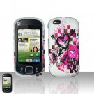 Arrow Heart Cover Case Snap on Protector for Motorola Cliq XT