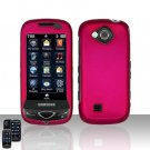 Pink Cover Case Snap on Protector for Samsung Reality U820