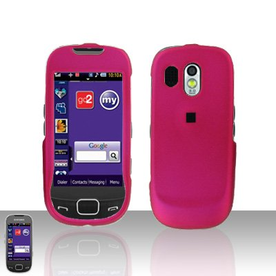 Pink Cover Case Snap on Protector for Samsung Calibur R850
