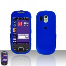 Blue Cover Case Snap on Protector for Samsung Calibur R850